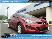 2014 Hyundai Elantra SE Stock#:H140000