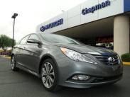 2014 Hyundai Sonata Turbo Limited 2.0T Stock#:H14003
