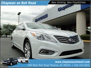 2014 Hyundai Azera Limited Stock#:H140064