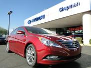 2014 Hyundai Sonata Limited Stock#:H14145