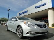 2014 Hyundai Sonata Turbo SE 2.0T Stock#:H14211