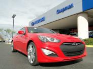 2014 Hyundai Genesis Coupe 2.0T R-Spec Stock#:H14323