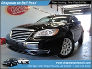 2012 Chrysler 200 LX Stock#:H14354A