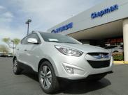 2014 Hyundai Tucson Limited Stock#:H14430