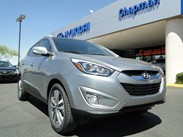 2014 Hyundai Tucson Limited Stock#:H14582