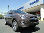 2014 Hyundai Tucson Limited Stock#:H14596
