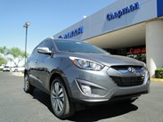 2014 Hyundai Tucson Limited Stock#:H14777