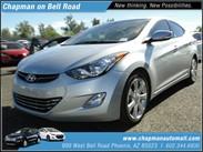 2013 Hyundai Elantra Limited Stock#:H14973A