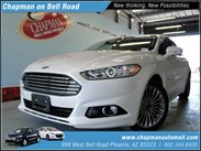 2013 Ford Fusion Titanium Stock#:H15058A