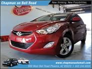 2012 Hyundai Elantra GLS Stock#:H15140A