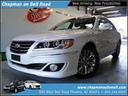 2011 Hyundai Azera Limited Stock#:H15193A