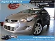 2012 Hyundai Elantra Limited Stock#:H15214A