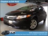 2012 Honda Civic LX Stock#:H15271A