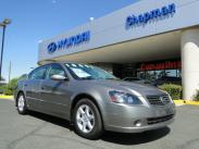 2005 Nissan Altima 2.5 SL Stock#:M12014B