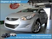 2012 Hyundai Elantra Limited Stock#:P2442