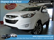 2014 Hyundai Tucson Limited Stock#:P2447