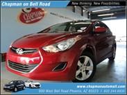 2011 Hyundai Elantra GLS Stock#:P2475