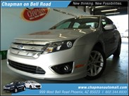 2012 Ford Fusion SEL Stock#:P2484