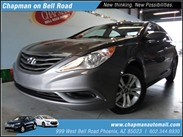 2013 Hyundai Sonata GLS Stock#:P2544