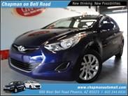 2012 Hyundai Elantra GLS Stock#:P2545