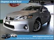 2012 Lexus CT 200h Premium Stock#:P2549