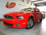 2013 Ford Mustang Conv Stock#:PM956