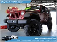 2011 Jeep Wrangler Unlimited Sport Stock#:PM968