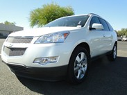 2011 Chevrolet Traverse LTZ Stock#:Z14264A