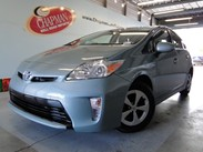 2013 Toyota Prius Three Stock#:Z14346B