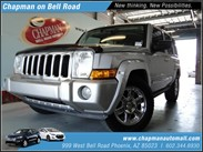 2006 Jeep Commander Limited Stock#:Z15062A