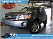 2006 Toyota Highlander Limited Stock#:Z15130A