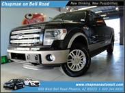 2013 Ford F-150 King Ranch Crew Cab Stock#:Z15313A