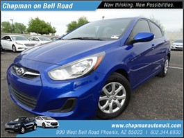 View the 2014 Hyundai Accent