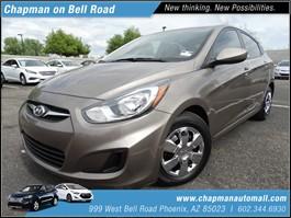 View the 2014 Hyundai Accent
