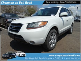 View the 2007 Hyundai Santa Fe