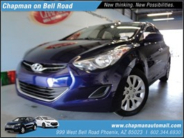 View the 2013 Hyundai Elantra