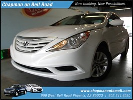 View the 2011 Hyundai Sonata