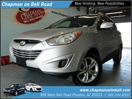 View the 2012 Hyundai Tucson