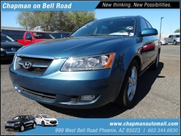 View the 2007 Hyundai Sonata