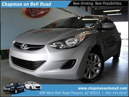 View the 2012 Hyundai Elantra