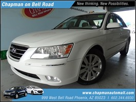View the 2009 Hyundai Sonata