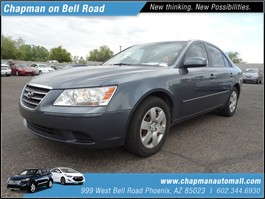 View the 2010 Hyundai Sonata