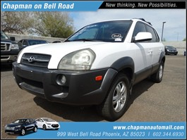 View the 2007 Hyundai Tucson