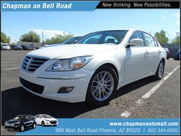 View the 2011 Hyundai Genesis