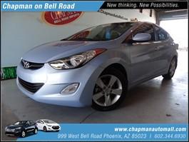 View the 2013 Hyundai Elantra