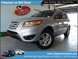 View the 2010 Hyundai Santa Fe
