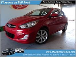 View the 2013 Hyundai Accent
