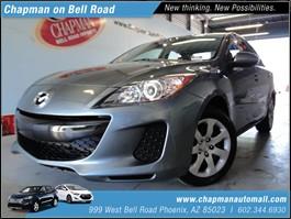 View the 2013 Mazda MAZDA3