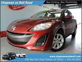 View the 2011 Mazda MAZDA3