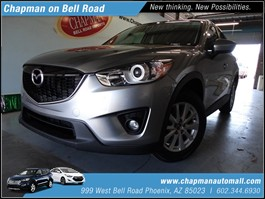 View the 2013 Mazda CX-5